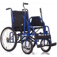 Кресла-коляски с рычажным управлением