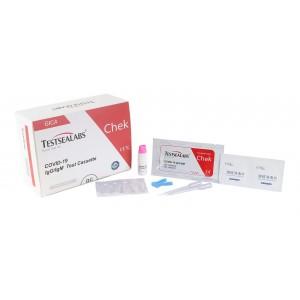Экспресс тест на COVID-19 (Коронавирус) Testsealabs 6-го поколения