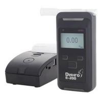 Алкотестер Динго E-200B с принтером