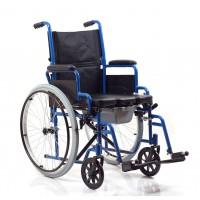 Инвалидное кресло-коляска с санитарным оснащением ORTONICA TU 55