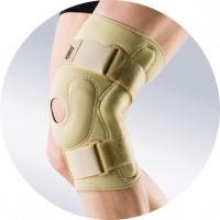 Ортез на коленный сустав из неопрена, с металлическими шарнирами, циркулярный ORTO NKN 139