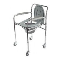 Кресло-туалет на колесах WC Mobail