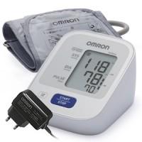 Тонометр OMRON M2 Basic с адаптером