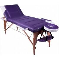Массажный стол трехсекционный RestArt PROFI