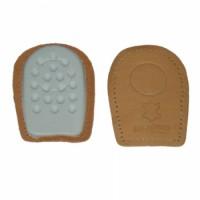 Подпяточник с покрытием из натуральной кожи Comforma C 0221