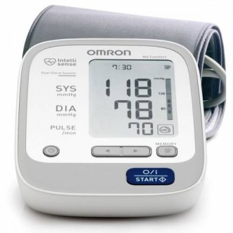 Тонометр Omron M6 Comfort