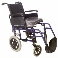 Кресло-коляска пассивного типа для управления сопровождающим лицом Xeryus 100 пассивного типа