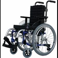 Кресло-коляска с ручным приводом от обода колеса для подростков универсальная (комнатная, прогулочная) Xeryus 110 подростковая