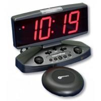 Настольные часы-будильник Wake`n`Shake