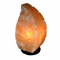 Солевая лампа Лист 3,6-3,9 кг