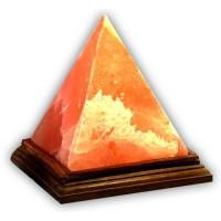 Солевая лампа Пирамида 2,2-2,5 кг